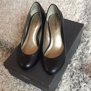 Liz Claiborne black heels